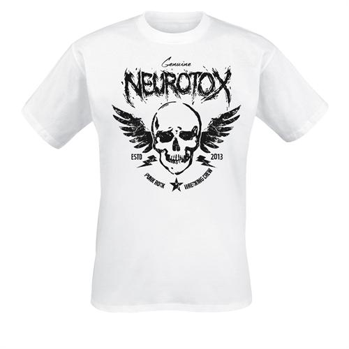 Neurotox - Skull, T-Shirt