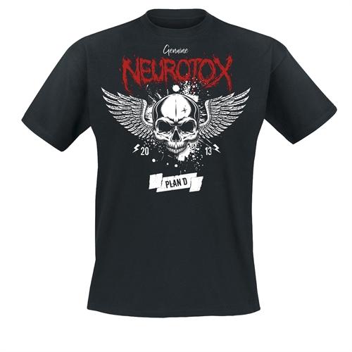 Neurotox - Plan D, T-Shirt