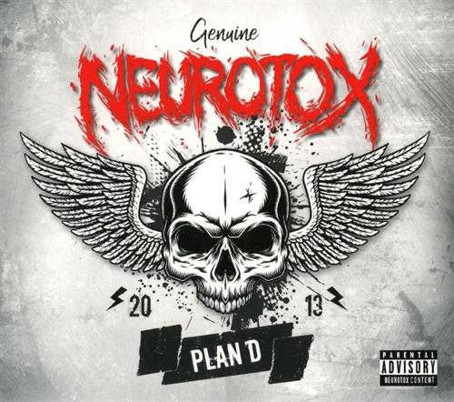 Neurotox - Plan D, CD