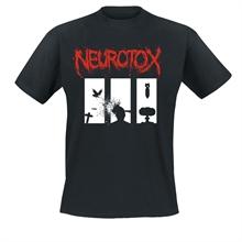 Neurotox - Glaube Liebe Krieg, T-Shirt
