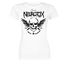 Neurotox - Skull, Girl-Shirt