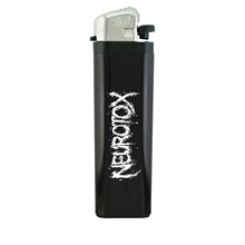 Neurotox - Logo, Feuerzeug