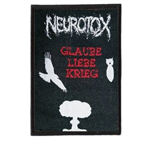 Neurotox - GLK, Aufnäher