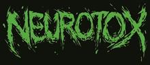 Neurotox - Logo, Aufnäher